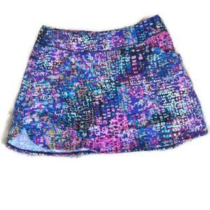 Jockey | tennis/run skirt with built in short